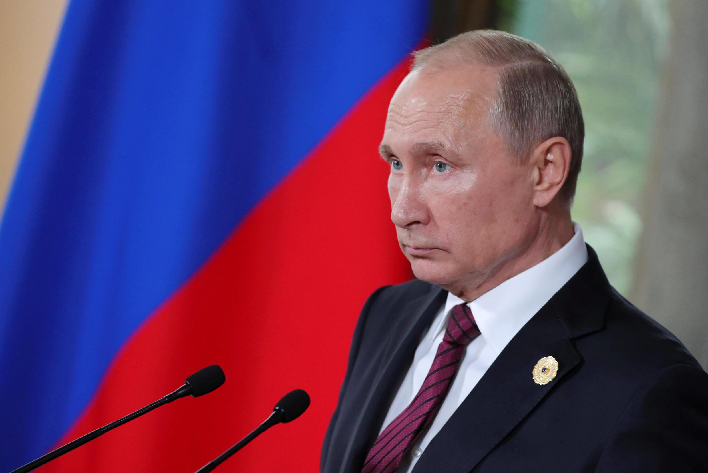 Vladimir Poutine est assuré d'être réélu dimanche 18 mars.