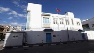 کنسولگری تونس در طرابلس