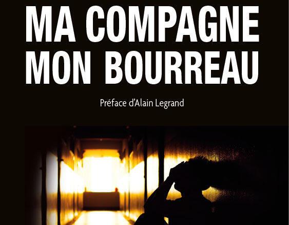 Capa do livro do francês Maxime Gaget, espancado durante um ano pela ex-companheira