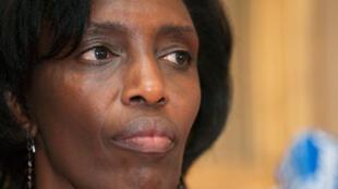 Interrogée par RFI, Rose Kabuye, la femme de David Kabuye a refusé de s'exprimer sur l'arrestation de son mari.