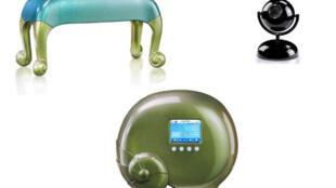 Gymna'com, le système wifi de monitoring d'aquarium faiblement éléctriques.