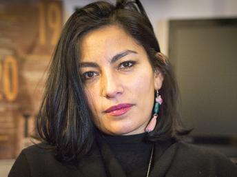 Ana Tijoux, cantante franco chilena de hip hop