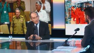 """Un momento del programa """"En Primera Plana"""""""