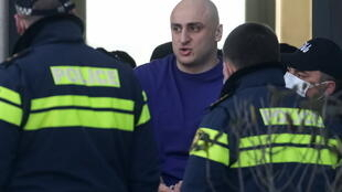 Nika Mélia Police Arrestation