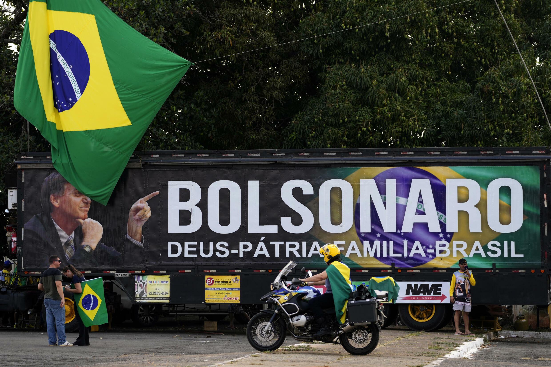 Brasil: Bolsonaro busca hacer una demostración de fuerza en tensa jornada de marchas