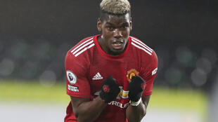 Paul Pogba has hit form for Manchester United