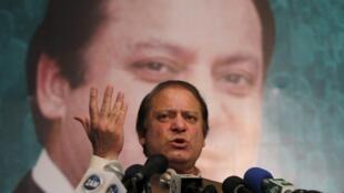 Pakistan Primer Minister Nawaz Sharif