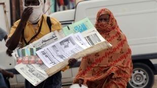 Journaux mauritaniens (Photo d'illustration).