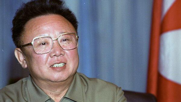 Shugaban Koriya ta Arewa Kim Jong il