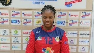 Saint-Amand Les Eaux - Andebol - Helena de Sousa - Angola - Andebol Feminino - Liga Francesa - França - Handball - Handball Féminin