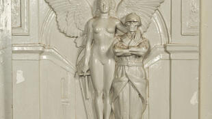 Un monument du Soldat inconnu de la Grande Guerre.