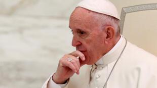 Shugaban Darikar Katolika ta duniya, Fafaroma Francis
