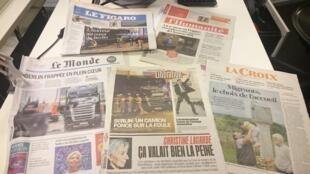 Diários franceses 20.12.2016
