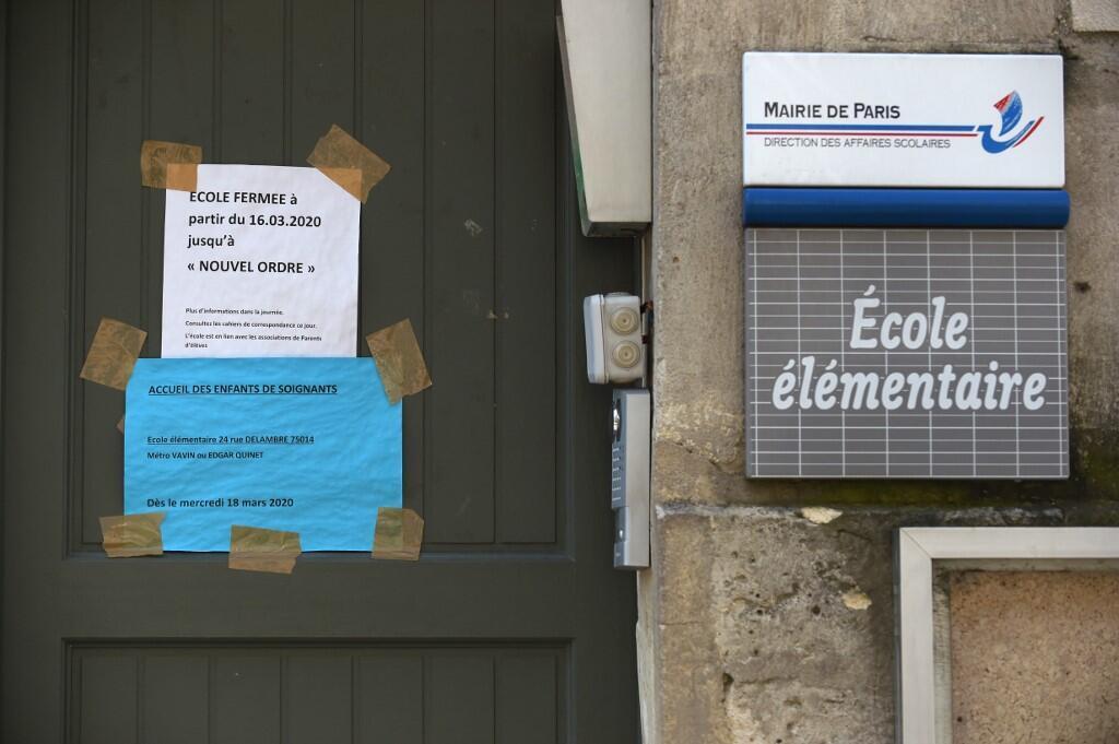 Em França, os alunos do ensino primário e pré-primário regressam às aulas a partir do próximo dia 11 de Maio.