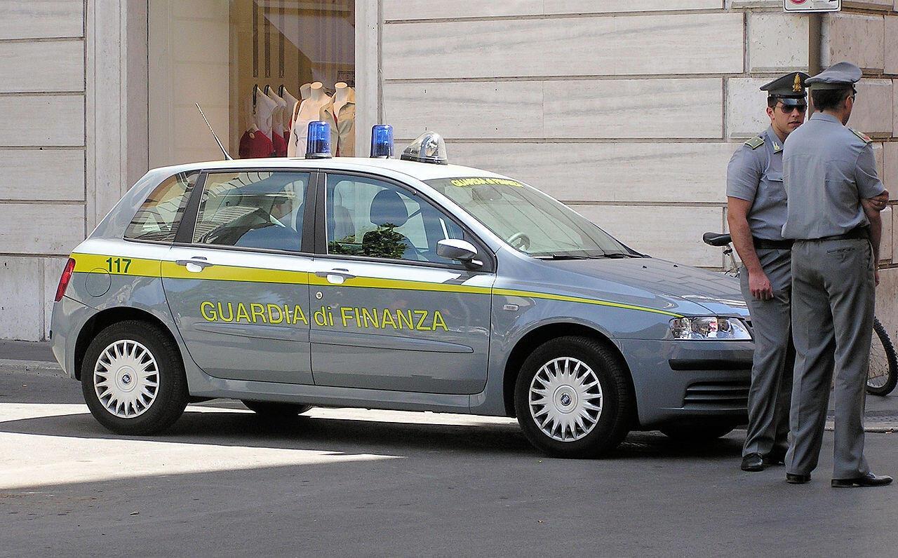 Guarda Finanza italiana realizou megaoperação nesta terça-feira.