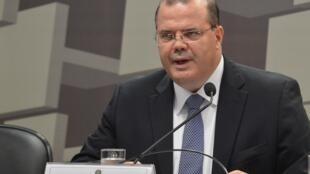 O presidente do Banco Central do Brasil, Alexandre Tombini.