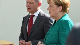 Próximo governo de Angela Merkel terá o social-democrata Olaf Scholz na pasta das Finanças.