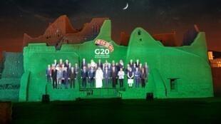 Shugabannin kasashen masu karfin tattalin arzikin duniya G20