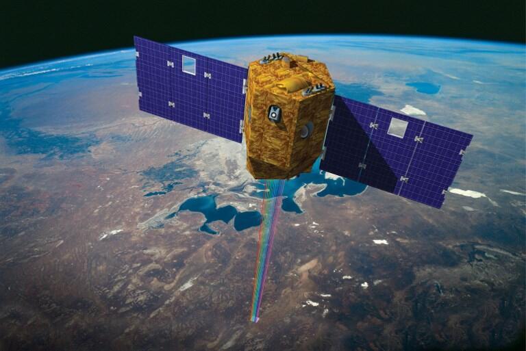 Protéger les satellites est devenu un enjeu majeur pour les Etats-Unis (photo d'illustration).