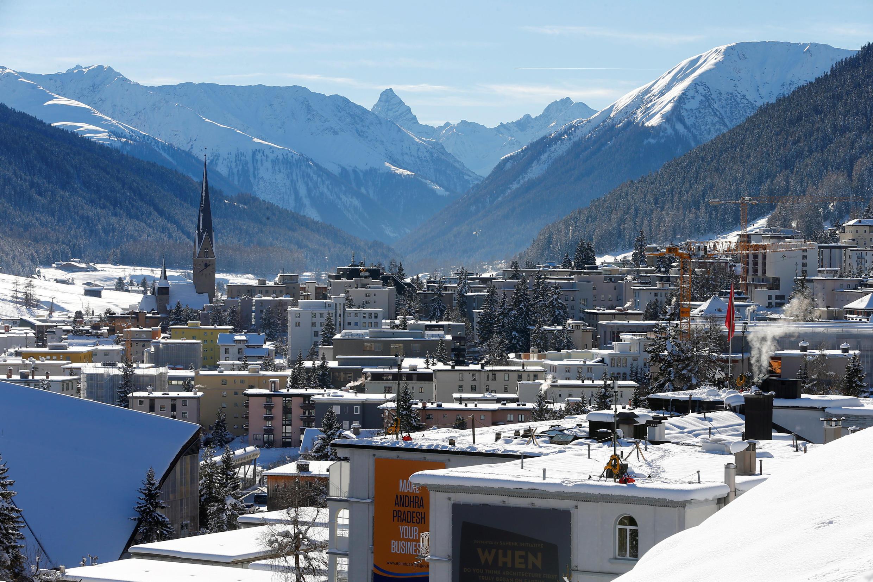 Davos acolherá, de 22 a 26 de Janeiro de 2018, uma nova edição do Forum Económico Mundial