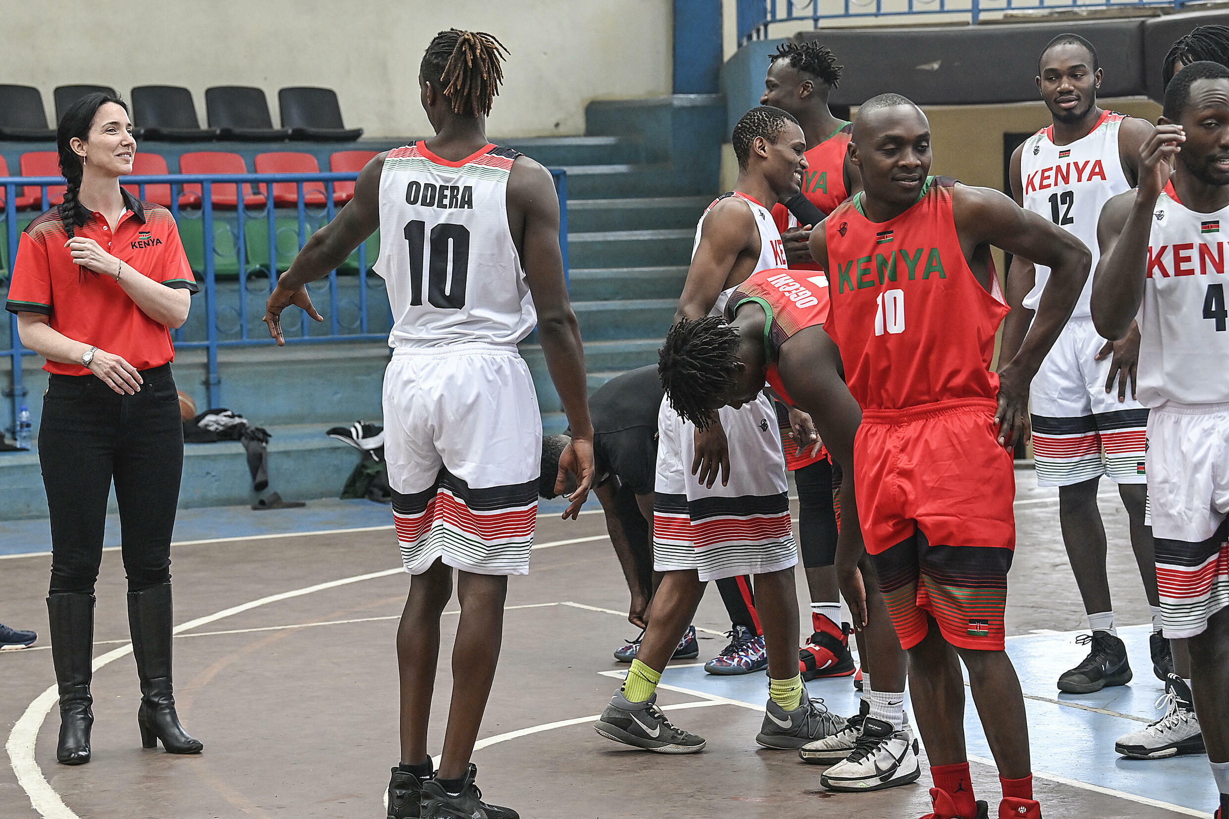 Mills reckons African basketball is heading for bigger and better things