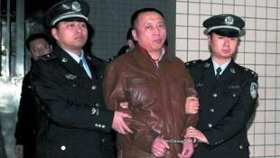北京律师李庄涉嫌伪证罪被捕