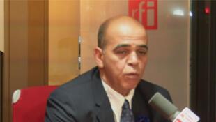 Kader Arif, ministre délégué aux Anciens Combattants.