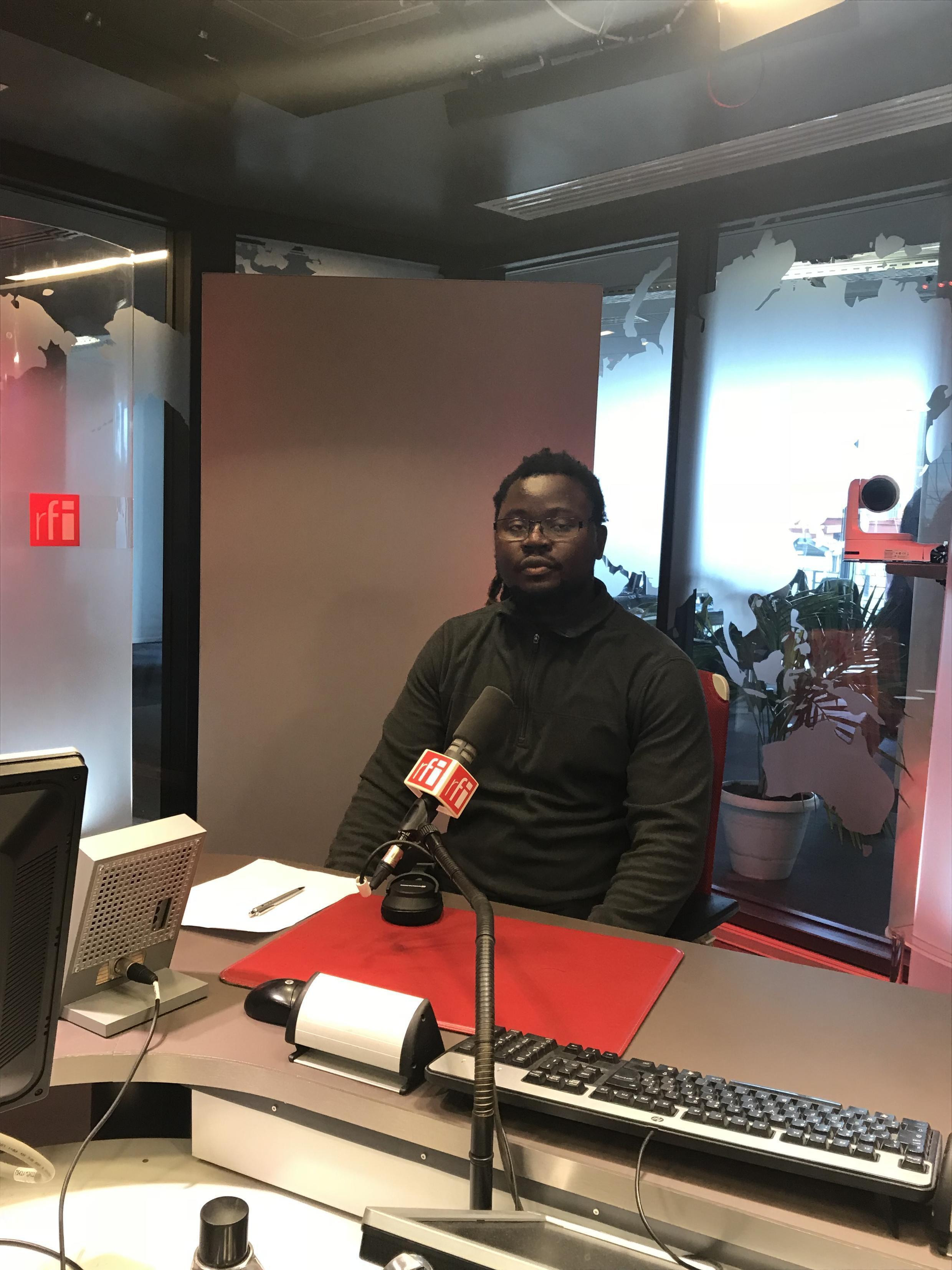 Júlio Langa na RFI a 26 de Janeiro de 2018