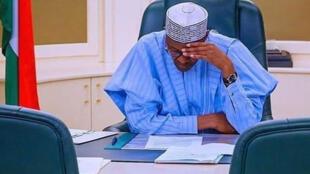 Muhammadu Buhari, shugaban Najeriya.