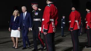 拜登開啟歐洲行,首站英國,出席G7峰會,接下來美國-歐盟峰會,最後,美俄峰會。