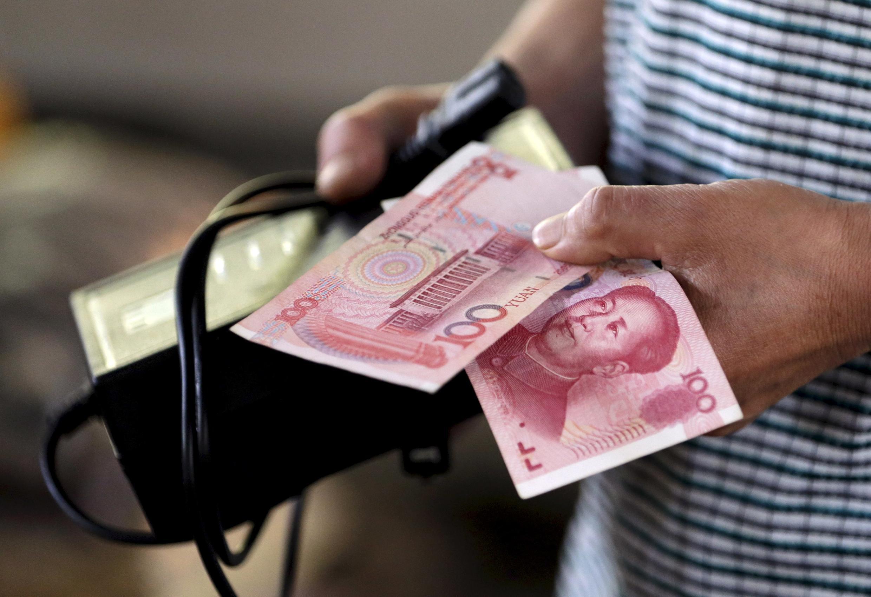 Nợ tư nhân của Trung Quốc tăng đến mức báo động.