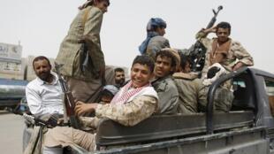 Mayakan Huthi da ke fada gwamnatin Yemen