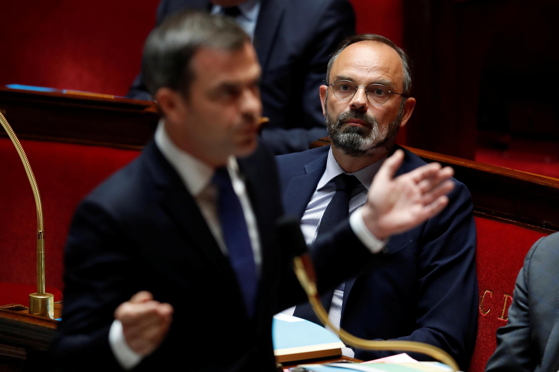 HEALTH-CORONAVIRUS-FRANCE-GOVERNMENT