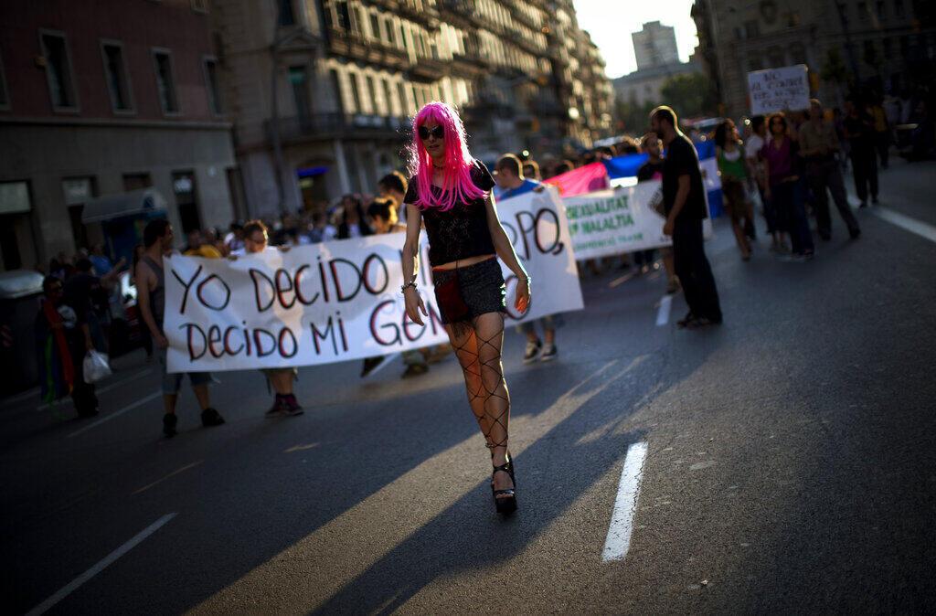 Transexuais Espanha