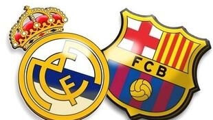 Football - Clasico REal Madrid and Barcelona