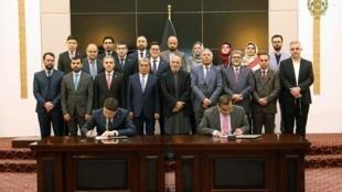 قراداد ساخت فاز اول قطعه چهارم خط آهن خواف –هرات  روز پنج شنبه ۱۲ دسامبر ۲۰۱۹ میان اداره خط آهن افغانستان و یک شرکت قزاقستانی در کابل به امضا رسید.