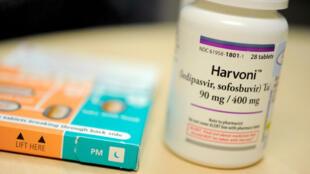 Traitement contre l'hépatite C. (photo d'illustration)