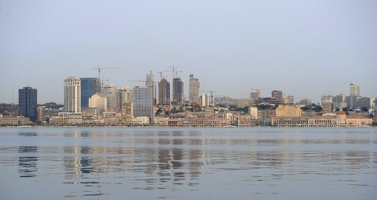 Luanda, capital angolana, 30 de Agosto de 2012.