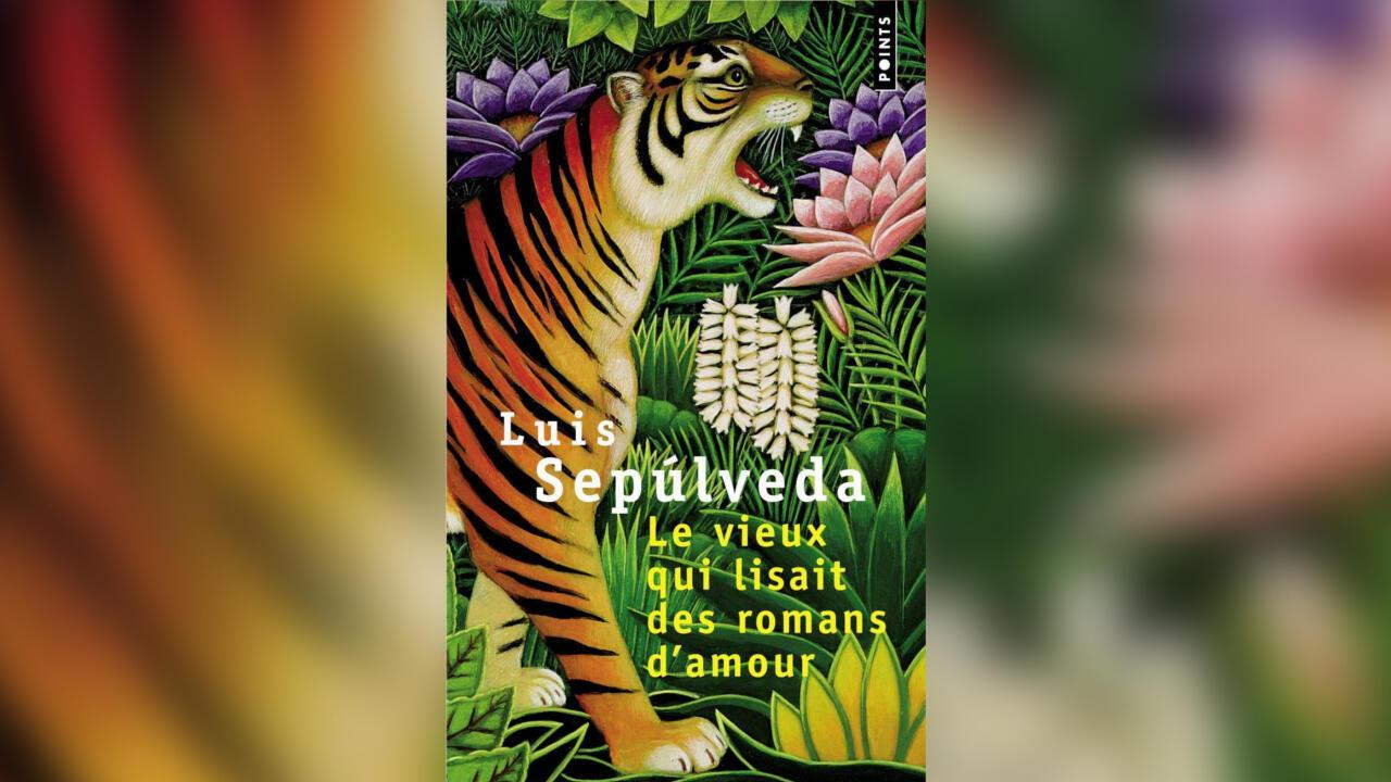 «Le vieux qui lisait des romans d'amour», par Luis Sepùlveda.
