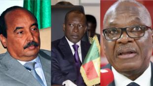 Les présidents béninois, maliens et mauritaniens souhaitent modifier la Constitution de leur pays.