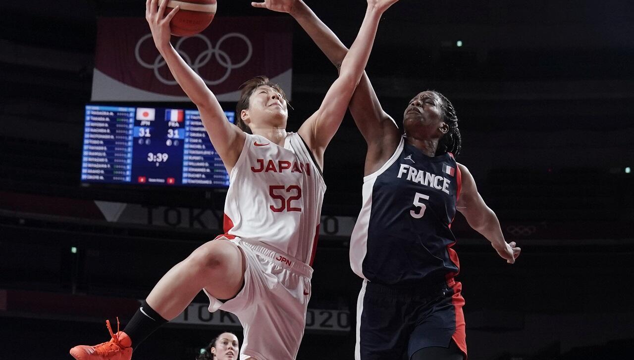 PHOTO Japon-France Basket