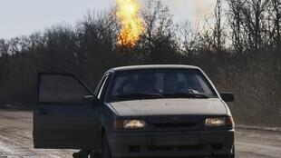 Combates persistem na cidade de Debaltseve.