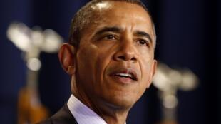 Shugaban Amurka  Barack Obama