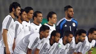 L'équipe de football d'Egypte en éliminatoires de la CAN 2015.
