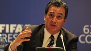 Michael Garcia,  na hukumar FIFA