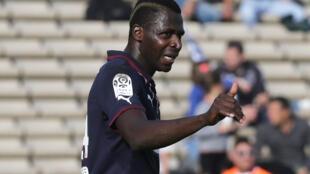 L'attaquant malien Cheick Diabaté cartonne avec les Girondins de Bordeaux et se rapproche du podium de notre Top 20.