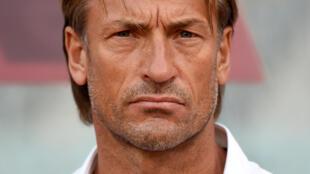 Hervé Renard has enjoyed success as a coach of interntaional teams