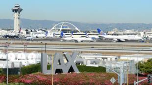 Une fusillade à l'aéroport international de Los Angeles, a fait un mort, le 1er novembre 2013.