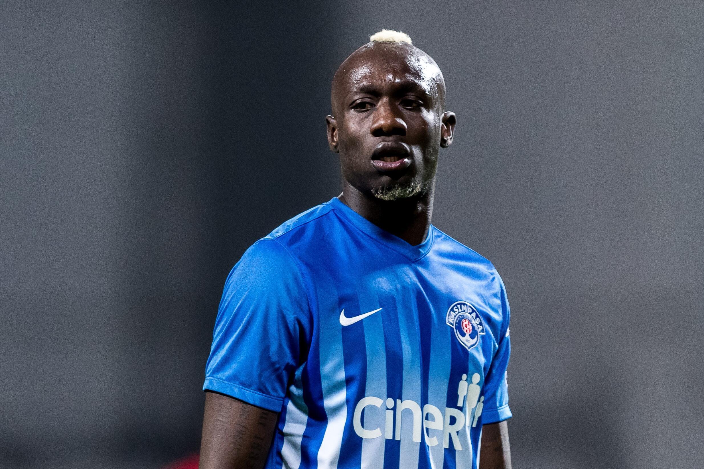 Le Sénégalais Mbaye Diagne.