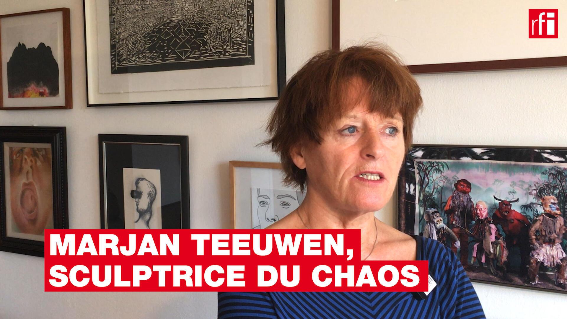 Marjan Teeuwen.